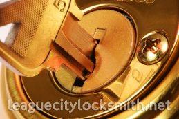 League City Change Lock