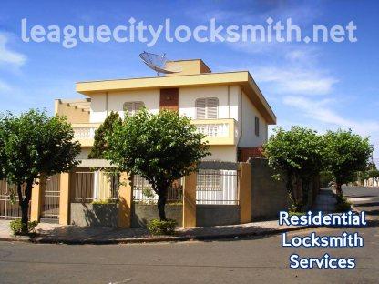 League City Residential Locksmith